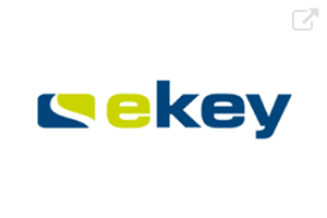 Logo ekey biometric systems GmbH